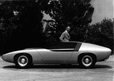 Opel CD, 1969 - Chuck Jordan