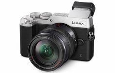 Panasonic's Lumix GX8 is a sleek and compact flagship camera