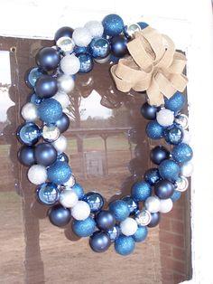 Ornament wreath