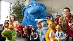 Who doesn't love the Muppets? Well, now you can find out how technology is playing a role in their comeback. Woo!