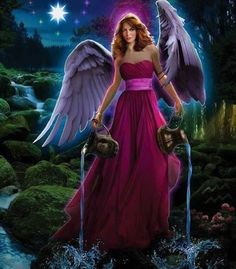 Fairy Pictures, Angel Pictures, Angels Among Us, Angels And Demons, Dark Angels, Archangel Jophiel, Angel Artwork, Angel Images, Angel Warrior