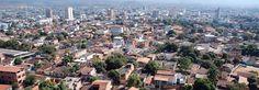 Guia comercial e turístico sobre a cidade de Mntes Claros no Estado de Minas Gerais - MG.