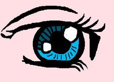 manga eye
