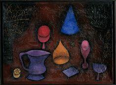 Still Life.  Paul Klee