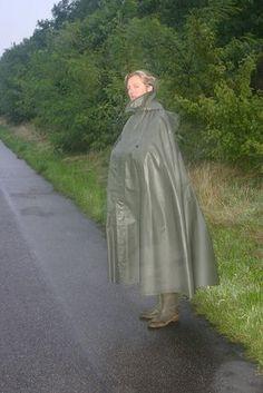 Rain Cape, Rain Poncho, Rain Wear, Preppy Style, Rainy Days, Rain Jacket, Raincoat, Women Wear, Photo And Video