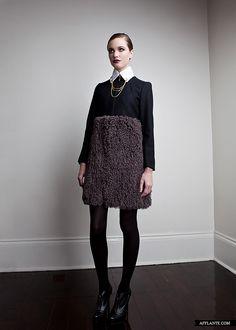 'Macabre' AW'2012 Fashion Collection - Amanda deLeon