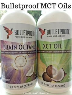 Bulletproof mct oils comparison Source by kweems Bulletproof Coffee, Mct Oil Benefits, Coconut Oil Coffee Benefits, Unrefined Coconut Oil, Coconut Oil Uses, Cyclical Ketogenic Diet, Ketogenic Meals