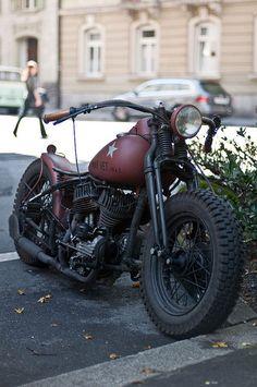Kustom | Cabeça Motocicletas Motociclista - Parte 6 #harleydavidsonsporster