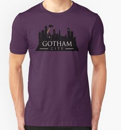 Gotham (The Cities of Comics) by thatKONNORguy