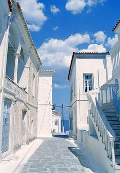 bluepassions:  Andros, Greece