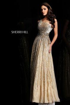 Sherri Hill 8506, Madame Bridal, Prom 2014, Sherri Hill Prom Dresses, Madame Bridal Prom