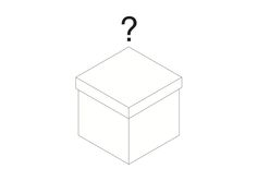 The Box / This study started with the idea of questioning the cube we currently use in architecture.