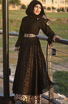 Black and gold. - timeless elegance