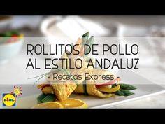 Rollitos de pechuga de pollo al estilo andaluz - Lidl España