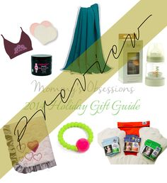 Frugal-Shopping: Mommy's Obsessions 2014 Holiday Gift Guide Giveaway - ends 11/26