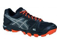 Save $ 10 order now ASICS Gel-Blackheath 4 Men's Hockey Shoe, Black/Silver