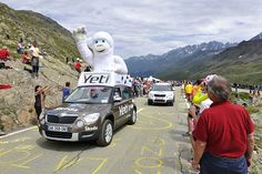 2009 > Le Yeti de Škoda