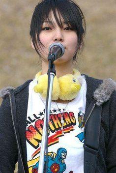 Mami Sasazaki Headphone