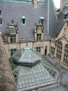biltmore mansion roof - Google Search
