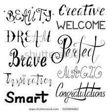 Lettering Styles And Fonts  DifferentLetteringStylesAlphabet