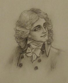 French Revolution, Archangel, Napoleon, Death, Drawings, Character, Notebook, Sketches, Drawing