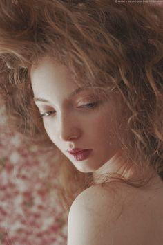 Marta Bevacqua / Artistic portrait of Alexia