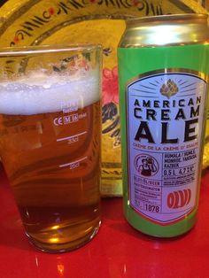 Olvi Amercian Cream Ale