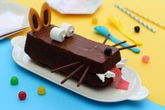Comment faire un gâteau d'anniversaire enfant Elle à