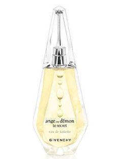 Sweet and seductive:  Ange Ou Demon Le Secret Eau de Toilette Givenchy