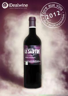 Château LE SARTRE #iDealwine