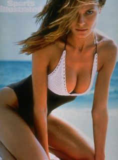 It's prime time to bask in the rays of some super sexy swimwear courtesy of the top swimsuit models of all time.