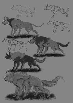 Canine beasts