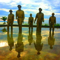 MacArthur Monument, Palo, Leyte, Philippines #Philippines #travel