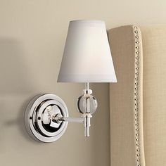 """Robert Abbey The Muses Collection 12"""" High Wall Sconce"""