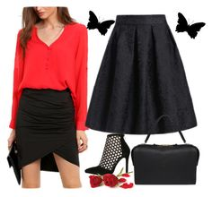 """""""6#SheIn"""" by fatimka-becirovic ❤ liked on Polyvore"""