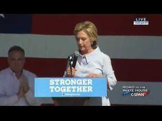 LIVE STREAM: Hillary Clinton Children's Defense Fund Remarks 11/16 [VIDEO]
