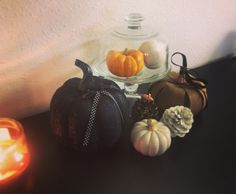 Fall decor 🍁🍂 fall2016, DIY, autumn, pumpkins