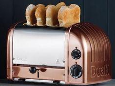 """Signature Bouilloire et Grille-pain 4 fentes petit déjeuner Set Cuisine Appliance /""""Champignon/"""""""