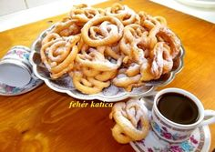 Photo Onion Rings, Apple Pie, Macaroni And Cheese, Food And Drink, Ethnic Recipes, Apple Cobbler, Mac And Cheese, Onion Strings, Apple Cakes
