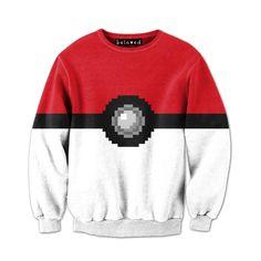 Gotta Catch'em All Sweatshirt from Beloved Shirts