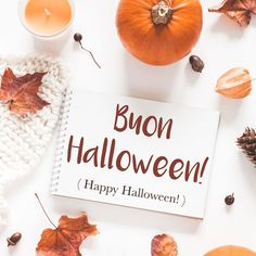 Frase della settimana / Phrase of the week: Buon Halloween! (Happy Halloween!) Find out more about this phrase and hear the pronunciation by visiting our website! #italian #italiano #italianlanguage #italianlessons #halloween Italian Phrases, Italian Words, Halloween Words, Happy Halloween, Word Of The Day, S Word, Italian Lessons, Scary Decorations, Study Tips