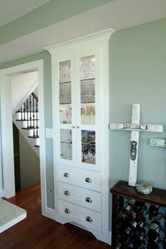 Exceptionnel Built In China Cabinet Makeover | Pinterest | China Cabinets, Neutral And  China