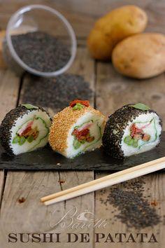 Bento Recipes, Vegetarian Recipes, Creative Kitchen, Tapas Menu, Sushi Platter, No Cook Appetizers, Exotic Food, Food Humor, Japanese Food
