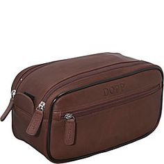 Dopp Toiletry Kits and Bags - eBags.com Dopp Kit, Travel Toiletries, Travel Kits, Toiletry Bag, Groomsman Gifts, Travel Accessories, My Bags, Milan, Zip