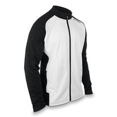 Boombah Men's Pursuit Full Zip Jacket #Boombah #MensApparel #Apparel #Jacket #FullZip #TrainingApparel #Baseball #Slowpitch #Softball