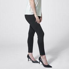 Dannii Minogue Petites Ponte Leggings - Black | Target Australia