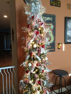 pencil tree - Pencil Christmas Tree Decorating Ideas