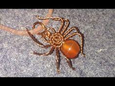 How to make copper wire spider - Hướng dẫn làm con nhện bằng dây đồng