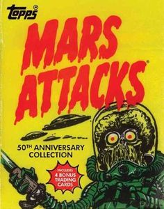 Mars Attacks (an all time hilarious B movie - with a LOT of great stars in it!)