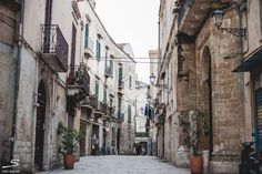 Taking a stroll through #Bari. Join us at www.sister-mag.com and discover #sisterMAG N°7, our Italy issue. Photo: Cristopher Santos